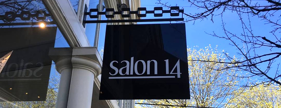 Salon 14 south granville for 14th avenue salon