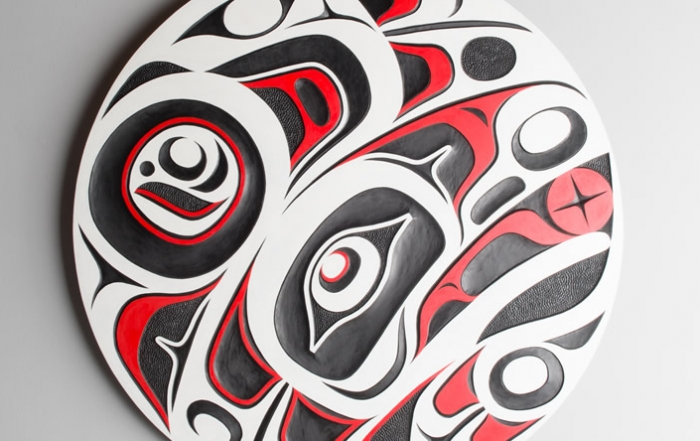 Douglas-Reynolds-Gallery-artist-Don-Yeomans-Raven-Panel-South-Granville-Holiday-Gift-Guide-For-Home-1-1150x444
