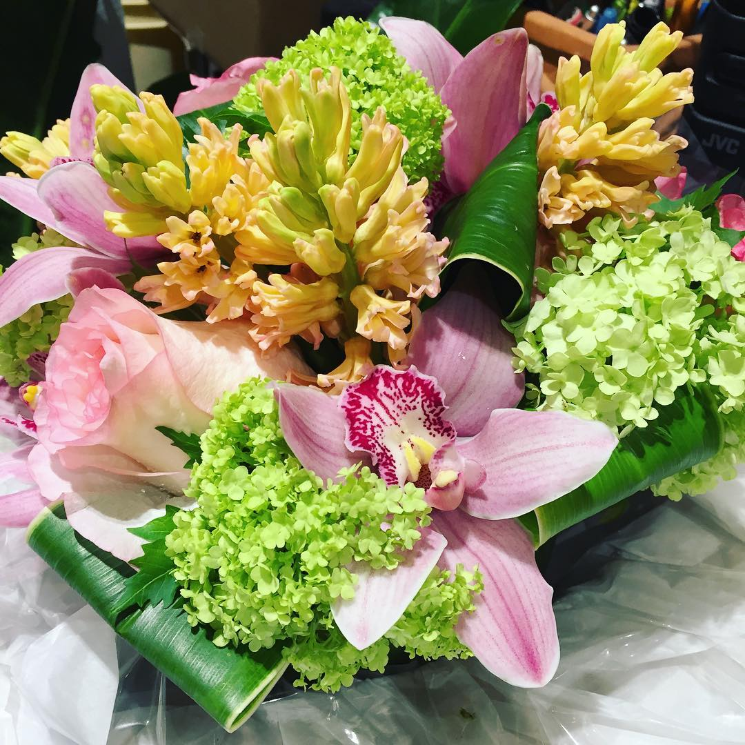Who s new fresh flowers and fashion south granville