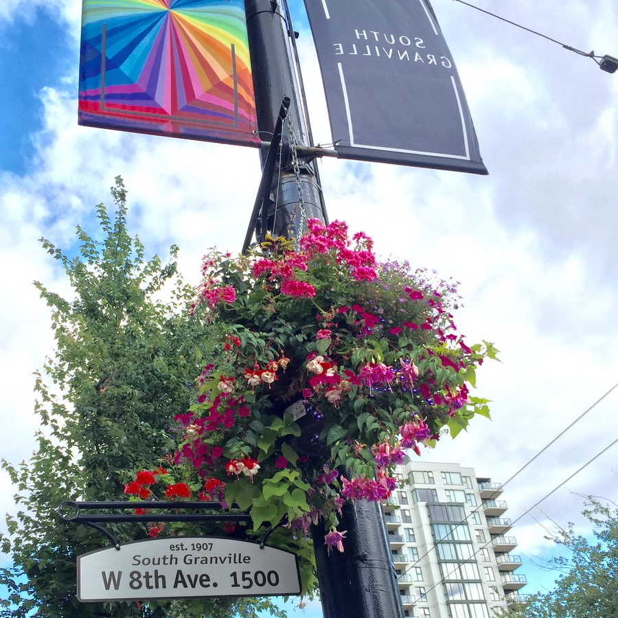 South Granville, Shopping, Food & Drink, Art, Services,Vancouver
