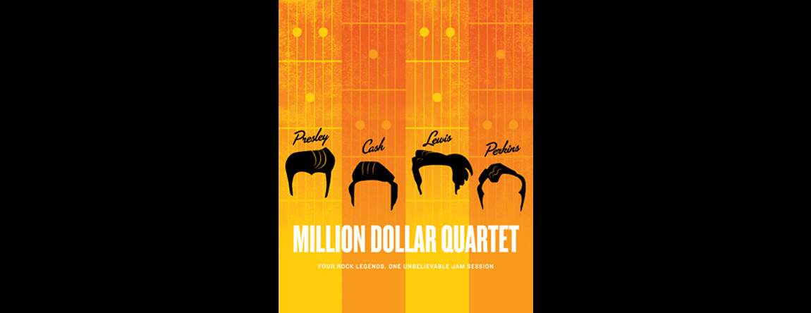 STANLEY THEATRE presents Million Dollar Quartet, May 11 – July 9