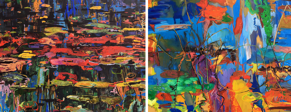 BAU-XI GALLERY presents David Alexander's Land and Mindscape : Perceptions and Sensations, June 10-24