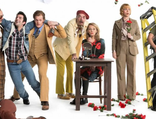 January 25–February 25, 2018 THE STANLEY THEATRE presents the hilarious, raucous comedy Jitters