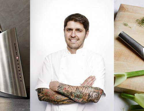 January 21 WILLIAMS-SONOMA presents Cooking Technique Class: Ludo's Knife Skills Workshop