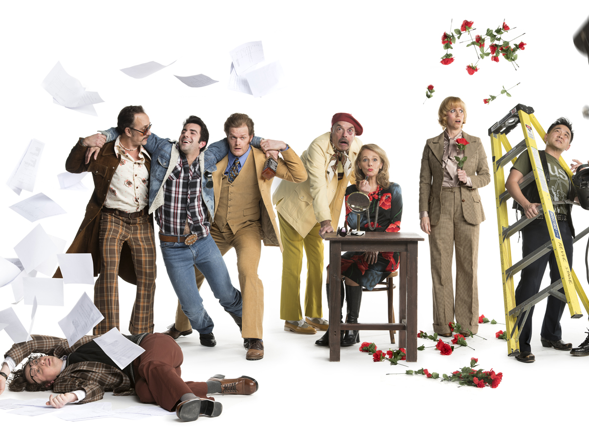 The Stanley Theatre presents the hilarious, raucous comedy Jitters.