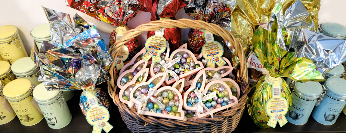 Complete your easter baskets with sweet treats in south granville complete your easter baskets negle Image collections