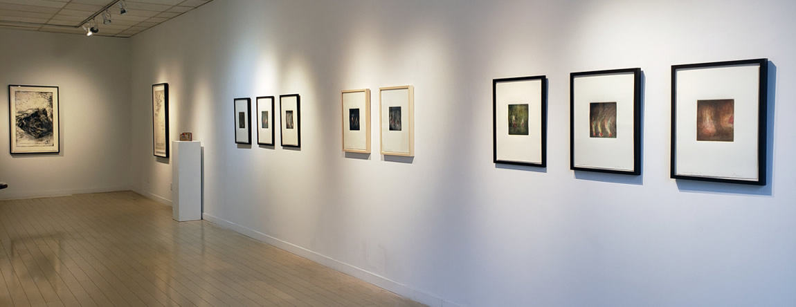 Elissa Cristall Gallery, South Granville art galleries, Vancouver
